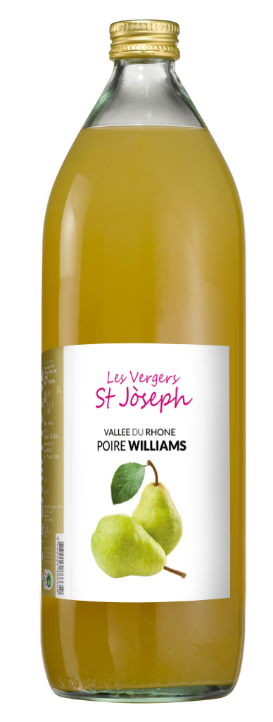 Jus de fruits Vergers Saint Joseph